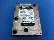 """WD Caviar Black WD1001FAL 1TB 7200RPM 3.5"""" SATA Desktop Hard Drive - HD1712"""