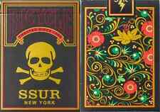 Bicycle SSUR New York Playing Card - Limited Edition – SEALED