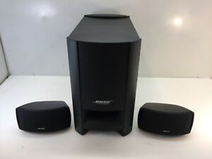 (Sub + Speaker Only) Bose CineMate Series II Digital Home Theather System