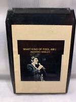 ANTHONY NEWLEY What Kind of Fool Am I 8-Track Tape