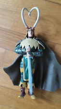 Marvel Legends Loki Figura de acción (Onslaught Series) 2005 toybiz