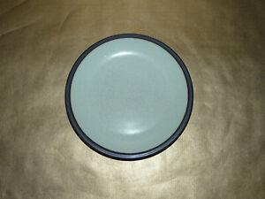 "denby energy charcoal & green tea / side plate 7.25"" diameter"
