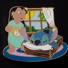 pin pin's Disney Lilo & Stitch alarm clock Limited edition of 1000