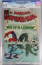 Amazing Spider-Man #29 - CGC 6.5 - 2nd appearance of the Scorpion,