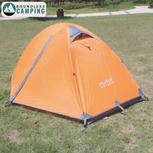 Denali 2-person Double Layer Backpacking Tent