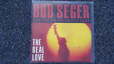 Bob Seger - The real love 7'' Single Europe