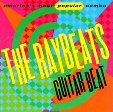 Guitar Beat * by Raybeats (CD, Feb-1997, Bar/None Records)