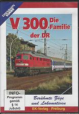 DVD - Die V 300 Familie der DR
