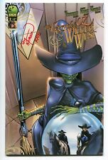 The Legend of OZ The Wicked West #2 A Allison Borges Variant Cover Double Signed