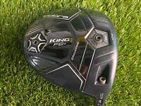 Cobra King F8+ Driver Project X HZRDUS Yellow 6.5 X-Stiff Mens RH