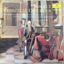 135 071 Baroque Cello Concertos / Pierre Fournier / Klaus Storck Tulip