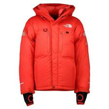 NWT Mens The North Face Himalayan Parka Jacket Large TNF Red Down