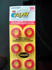 Crescent Flippy toy gun caps 96 shots - Sealed on card