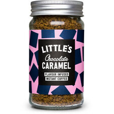 Little's Chocolate Caramel Infused Instant Coffee 50g (WGBDRINCOFFGROUCHOC)