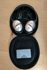 QC15Headband Headphones QuietComfort15 Headset Noise Cancelling  -Silver/Black