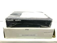 TELEX SPINWISE CD DUPLICATOR WITH POWER CORD #5733 (ONE)
