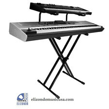 Ultimate Support IQ2200 Keyboard Stand 2 Tier 784887174787