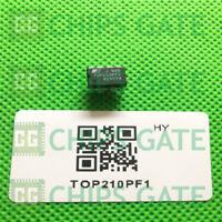 9PCS TOP210PF1 Encapsulation:DIP-8,Three-terminal Off-line PWM Switch