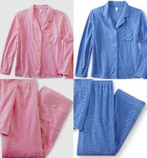 Polyester Pajama Sets Plus 1X Sleepwear & Robes for Women
