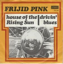 7inch FRIJID PINK house of the rising sun HOLLAND EX  (S2570)