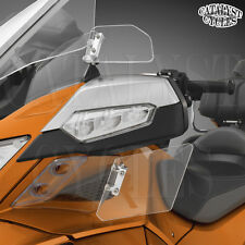 Can Am Spyder Above & Below Mirror Wind Deflector Set for The Spyder RT 2010-15