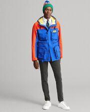 Polo Ralph Lauren Men's Hi Tech Waterproof Anorak Jacket Size XXL