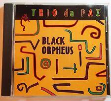 Black Orpheus Trio de Paz
