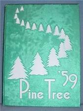 1959 Concord College Yearbook Athens West Virginia