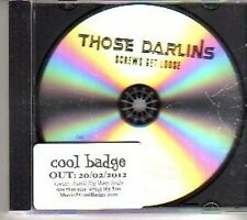 (CT649) Those Darlins, Screws Get Loose - 2012 DJ CD