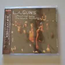 L.A. GUNS - Greatest hits and black beauties - 1998 JAPAN CD PROMO SAMPLE