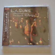 L.A. GUNS - Greatest hits and black beauties - 1998 JAPAN CD PROMO SAMPLE