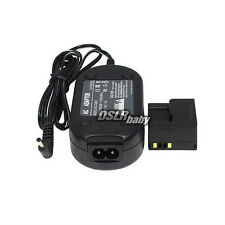 ACK-DC50 AC Adapter DR-50 Coupler for Canon PowerShot G10 G11 G12 SX30 IS SX30IS