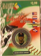 CARLOS DELGADO Baseball World Classic Puerto Rico 2006 Aguadilla
