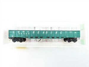 N Scale Micro-Trains MTL 62060 RDG Reading 50' Gondola w/ Drop Ends #36238