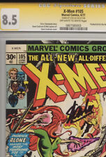 X-Men #105 (1977) CGC SS 8.5 Signed by Stan Lee Phoenix Cover Amazing Find!!!