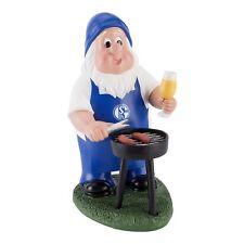 FC Schalke 04 Grill Zwerg Gartenzwerg