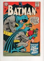 Batman #177 HIGH GRADE VF+ 8.5, but... DC 1965 GLOSSY BEAUTY!