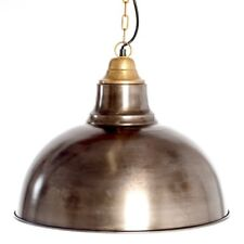 Emporio Arts Retro Industrial Style Pendant Light With Black Shade Iron E27
