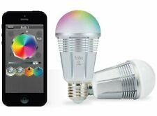 Tabü Lümen TL800 RGB LED Lampe Smart-bulb smarte LED-Birne Smarthome Farbwechsel