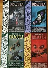Tomb of Dracula #1 2 3 4 Day of Blood Night of Redemption Set TPB 1991 NM Epic