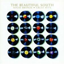 THE BEAUTIFUL SOUTH: SOLID BRONZE GREAT GREATEST HITS CD THE VERY BEST OF / NEW