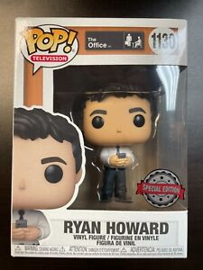 Funko POP The Office Ryan Howard 1130 Special Edition Exclusive
