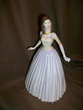 Royal Doulton Classics Happy Birthday Girl Figurine 2003 Mada M Pedley