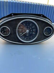 Classic Mini Centre Speedo Clocks