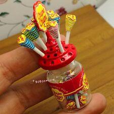 Escala 1:12 un par de muletas tumdee casa de muñecas en miniatura de metal