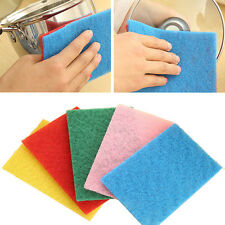 10X Magic Sponge Eraser Cleaning Towel Wash Cloth Kitchen Dish Foam Pads Cleaner