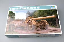 Trumpeter 1:35 - German 21cm Morser 18 Heavy Artillery - 21cm Kit 135 Tr02314