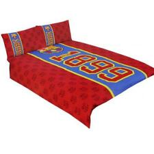 FC Barcelona Reversible Double Duvet-Quilt-Bedding Cover Set w. 2 x Pillowcase