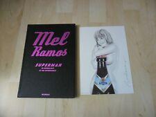 Mel Ramos Originalgrafik Tucher Talluah handsigniert und nummeriert