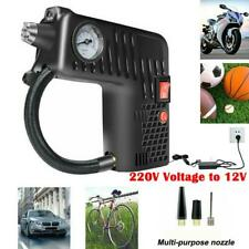 Mini Portable Air Compressor 12V Inflator Rechargeable Car Bicycle Air Tire Pump